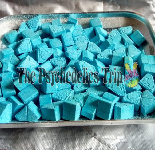 300MG BLUE PUNISHER XTC